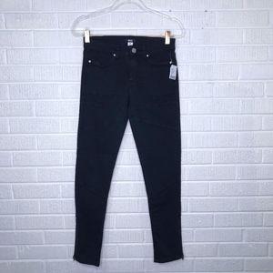 BDG Twig Seamed HighRise Skinny Jeans Washed Black